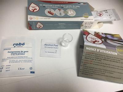 L'Autotest de dépistage du VIH