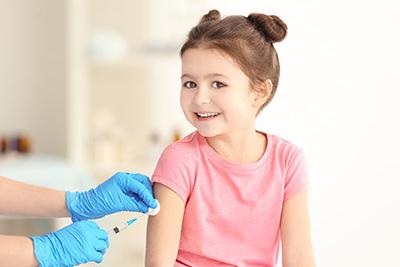 La vaccination chez le bébé et l'enfant